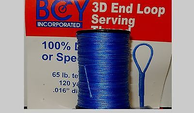 3 D .016 SERVING BCY BOW STRING MATERIAL