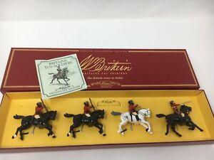W Britains - 8952 5ème Bombay Cavalry