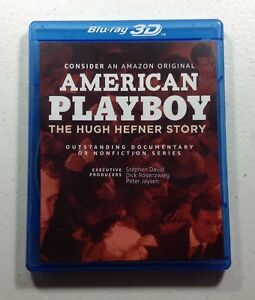 Details about American Playboy 2017 AMAZON DOCUMENTARY FYC EMMY 3 DVDs  10Epis Hugh Hefner USED