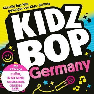 Kidz-Bop-Kids-Kidz-Bop-Germany-CD-NEU-OVP