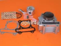 Cylinder Kit 47mm Bore For Honda Gy6 80 139qmb Engine Roketa Kymco 50cc-80cc