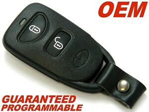 2 Car Key Fob Keyless Entry Remote For 2005 2006 2007 2008 2009 Hyundai Tucson
