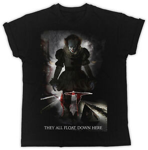 0a9efaba17aa THEY ARE ALL FLOAT PENNYWISE THE DANCING CLOWN STEPHEN KINGS IT ...