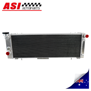 94-01-3ROW-52MM-CORE-Radiator-Fit-JEEP-CHEROKEE-XJ-4-0L-TRANS-COOLER-DRIVER-SIDE
