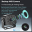 7-034-Dual-Monitor-Full-HD-DVR-Video-Recording-Rearview-Camera-For-Truck-Trailer-RV thumbnail 4