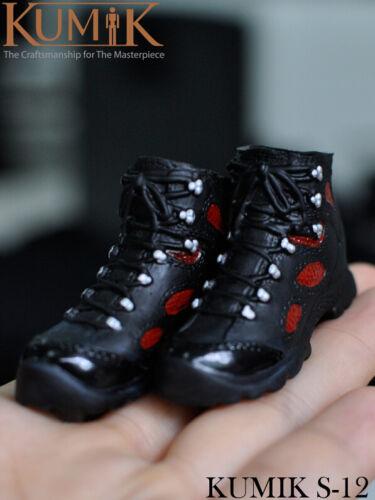 1//6 kumik women High Top Sport Boots Sneakers S-12 Phicen hot toys ❶❶US seller❶❶