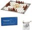 Hnefatafl-Viking-Game-Includes-Uniquely-Designed-Cotton-Drawstring-Pouch-Bag thumbnail 1