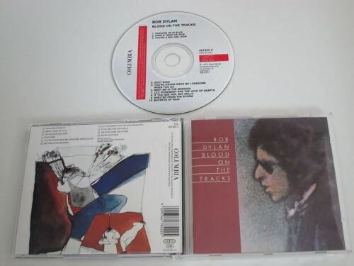1 von 1 - BOB DYLAN/BLOOD ON THE TRACKS(COLUMBIA COL 467842 2) CD ALBUM