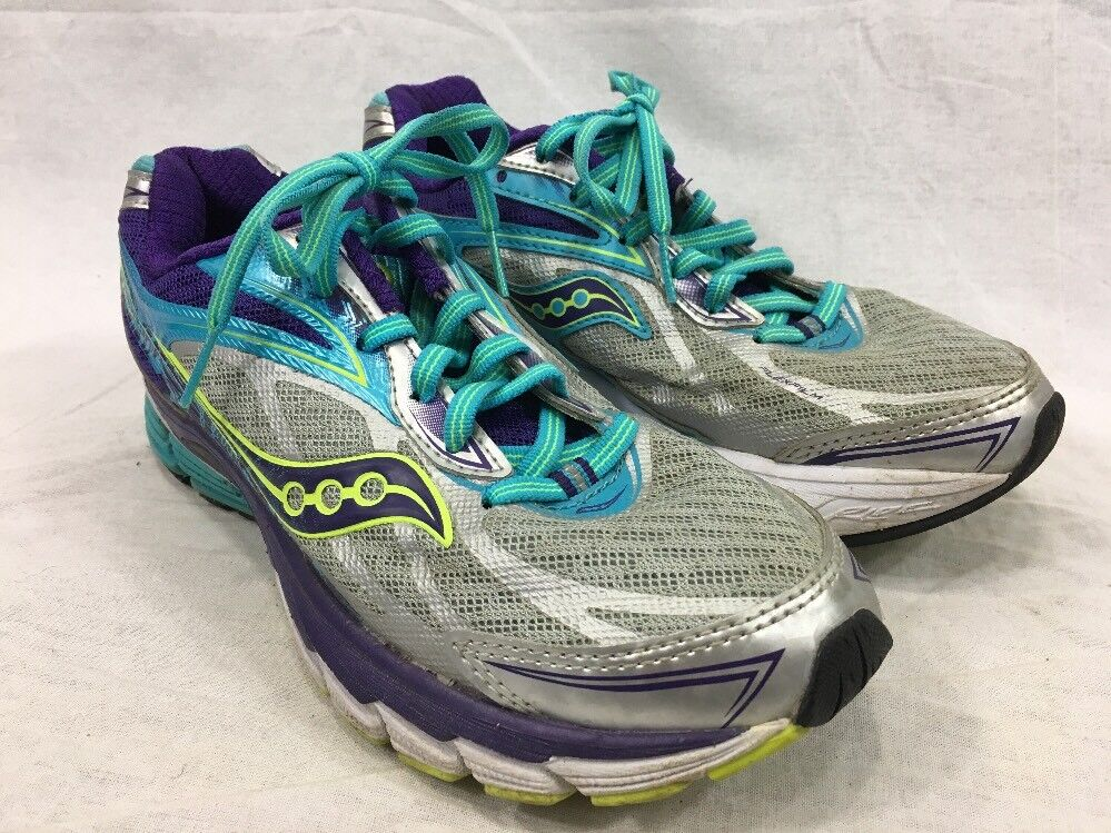 Saucony Power Grid OffSet S10273-1 Athletic Running shoes Sneakers Womens 7.5