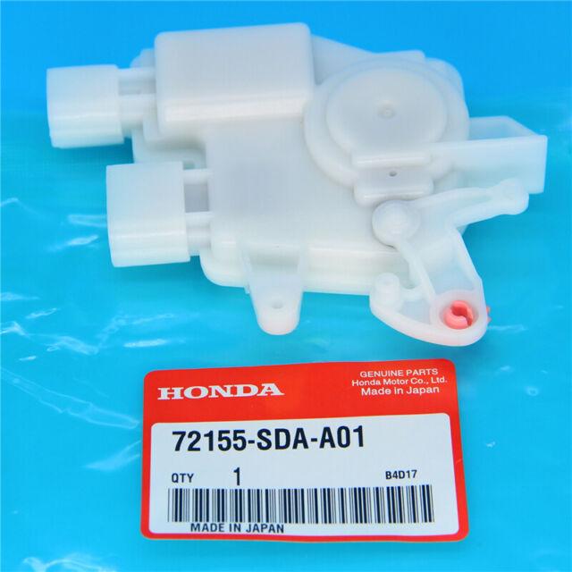 Genuine Acura Parts 72155-SDA-A01 Driver Side Front Door Latch Actuator