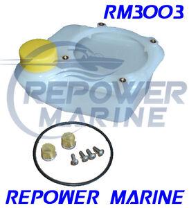Embellecedor-Bomba-Deposito-para-Mercruiser-Volvo-Penta-OMC-Repuesto-883166A