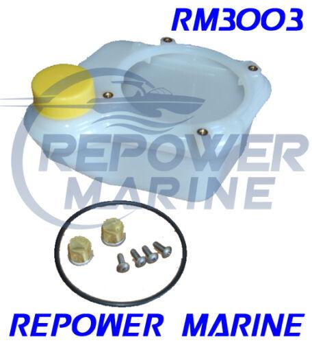 Volvo Penta OMC Trim Pump Reservoir for Mercruiser Repl: 883166A 2 3861570