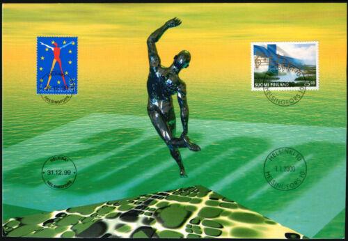 Finland Maxi 1999 Millenium RARE! Mint