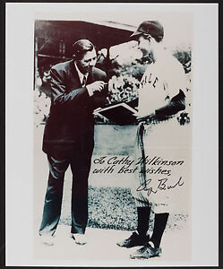 George-H-W-Bush-Signed-Photograph-Yale-Photo-with-Babe-Ruth