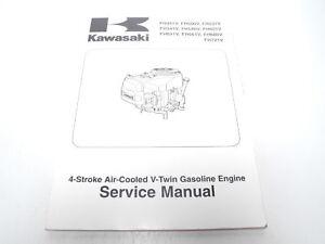 kawasaki fh451v fh500v fh531v fh541v fh580v service manual 99924 rh ebay ie kawasaki fh541v service manual Spark Plug Kawasaki FH531V