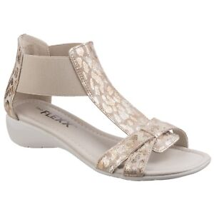 2d17f797f1383 ... Ginger Gold Dancing Shoes promo code 5f354 51381  Image is loading  The-Flexx-Band-Together-Savage-Ladies-Comfort  Leather t-bar ...