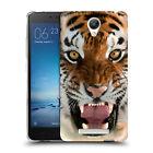 Custodia Cover Morbida Trasparente Anukku® Design Tigre Per Modelli Xiaomi