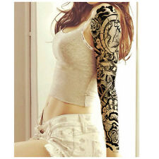Full Arm Tattoo XXL Einmal Tattoo Fake Tattoo Temporär Tattoo 44,5x15cm QB-3009