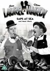 Laurel and Hardy Classic Shorts Volume 11 Saps at Sea 5050582225860 DVD