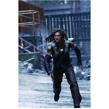 Stargate Atlantis Jason Momoa as Ronon Dex Running to Fight 8 x 10 Inch Photo