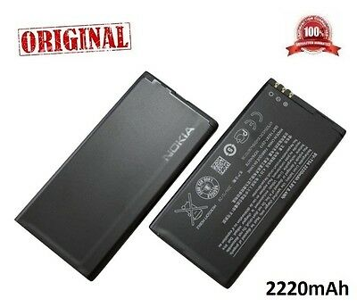 Original BV-T5A Battery For Nokia Microsoft Lumia 730 / 735 2220mAh