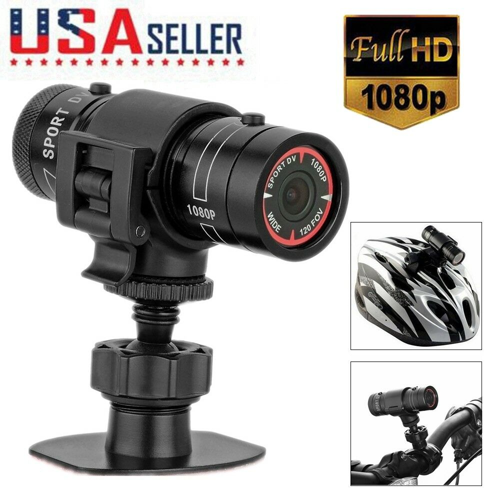 Gun Video Hunting Camera HD 1080P Bike Helmet Sports Action Camera Camcorder US 1080p action bike camcorder camera gun helmet hunting sports video