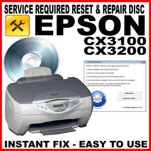 EPSON STYLUS CX3100 PRINTER WINDOWS 7 X64 TREIBER