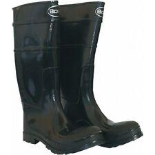 Boss Slush Boots PVC Over the Sock Knee Boots Size 9 6971