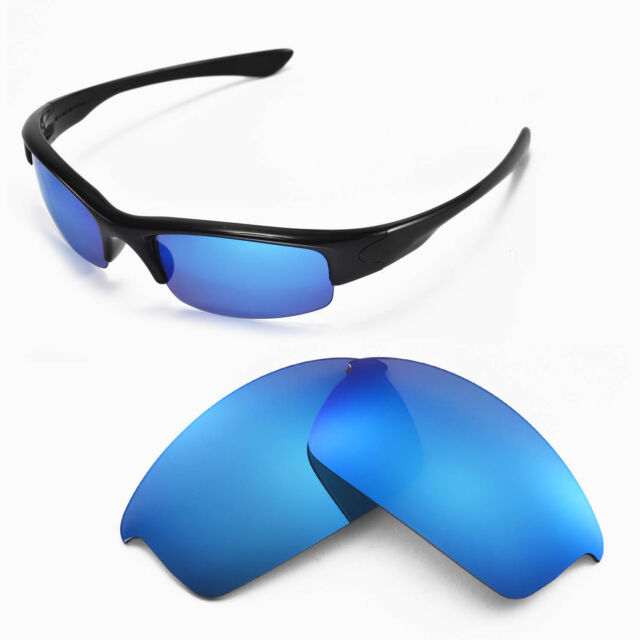 25ffcee213 New Walleva Polarized Ice Blue Replacement Lenses For Oakley Bottlecap  Sunglasse