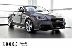 2011 Audi TT CABRIOLET + IMPECCABLE + RARE