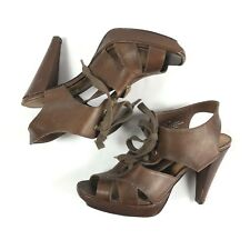 3dd1bfaa466 item 1 Steve Madden Destine Women s Brown Leather Sandal W  Heel -Steve  Madden Destine Women s Brown Leather Sandal W  Heel