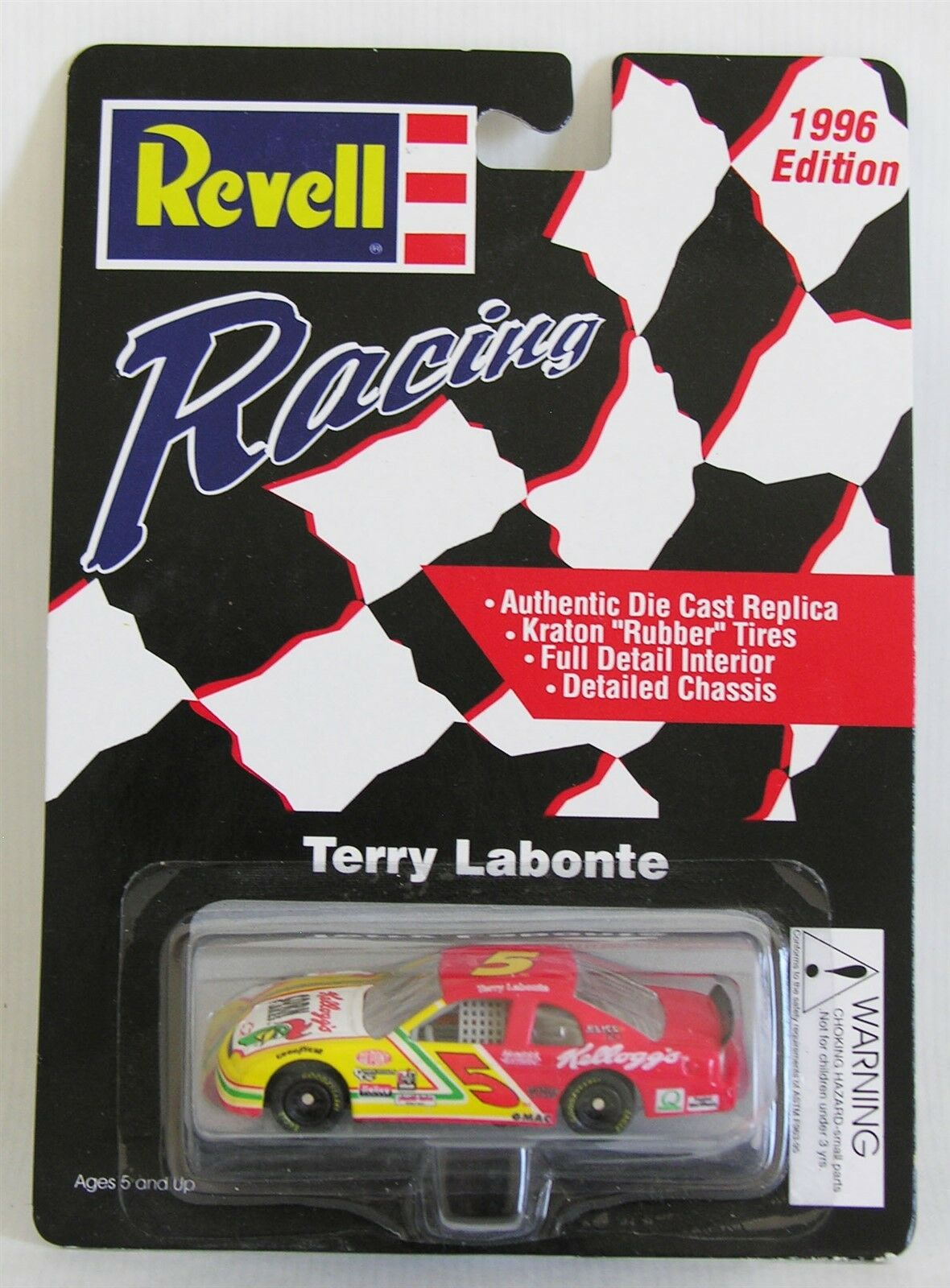 NASCAR Revell Terry Labonte Corn Flakes 1 64 Diecast Car 1996