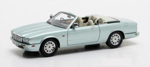 Matrix MAX50402-031 - Daimler Corsica concept cabriolet bleu métallisé 1995 1 43