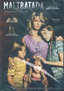 DVD-THE-BURNING-BED-1984-Farrah-Fawcett-Paul-Le-Mat-Grace-Zabriskie-Region-2-NEW