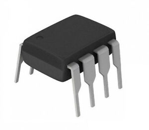 Klasse 25 X 4N25 Fairchild Transistor Optokoppler Optoisolator DIP6//DIL6-1