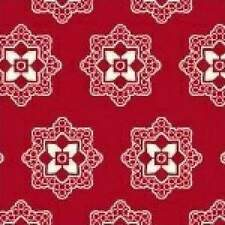 GALLERY IN RED II R14-3519-0111 Quilt Fabric By The Yard