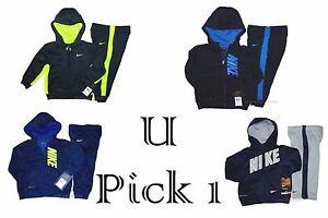 28613a980c43 Nike Hoodie Jacket Pant Boys Zip up Therma Fit Athletic Sport Active ...
