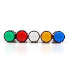 1pcs Led Indicator Signal Light Lamp 22mm Panel Mountredyellowbluegreenwhite