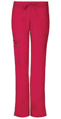 Dickies Gen Flex Women/'s Low Rise Leg Drawstring Pant DK100 FREE SHIPPING!