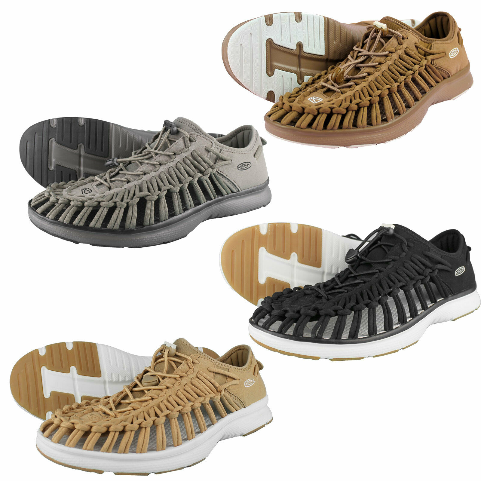 Keen Uneek O2 Men's Sandals Ankle-Strap Sandal Summer shoes Low shoes New