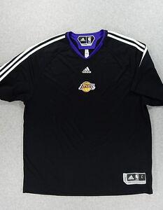 Los Angeles Lakers Nba Adidas Stitched Basketball Warmup
