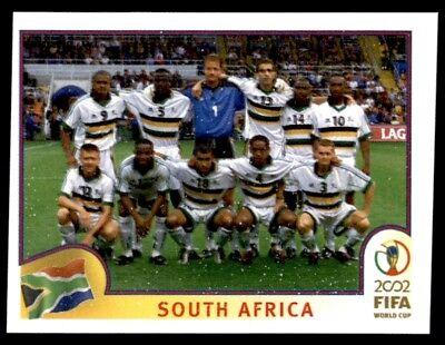 167 Panini Copa del Mundo Corea//Japón 2002-Shaun Bartlett Sudáfrica no