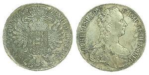 pci0389-Austria-Mariateresa-e-Francesco-I-1740-1765-Tallero-1765-Vienna