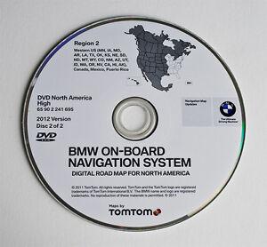 Authentic Bmw X3 X5 E53 Z4 Navigation Dvd Cd 695 West