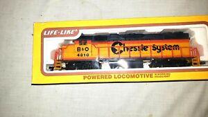 Life-Like 4810 Engine GP-38 Loco Chessie System B&O 8288 (9386)