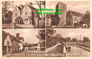 R392759-Dorchester-on-Thames-High-Street-Days-Lock-F-Frith-Multi-View