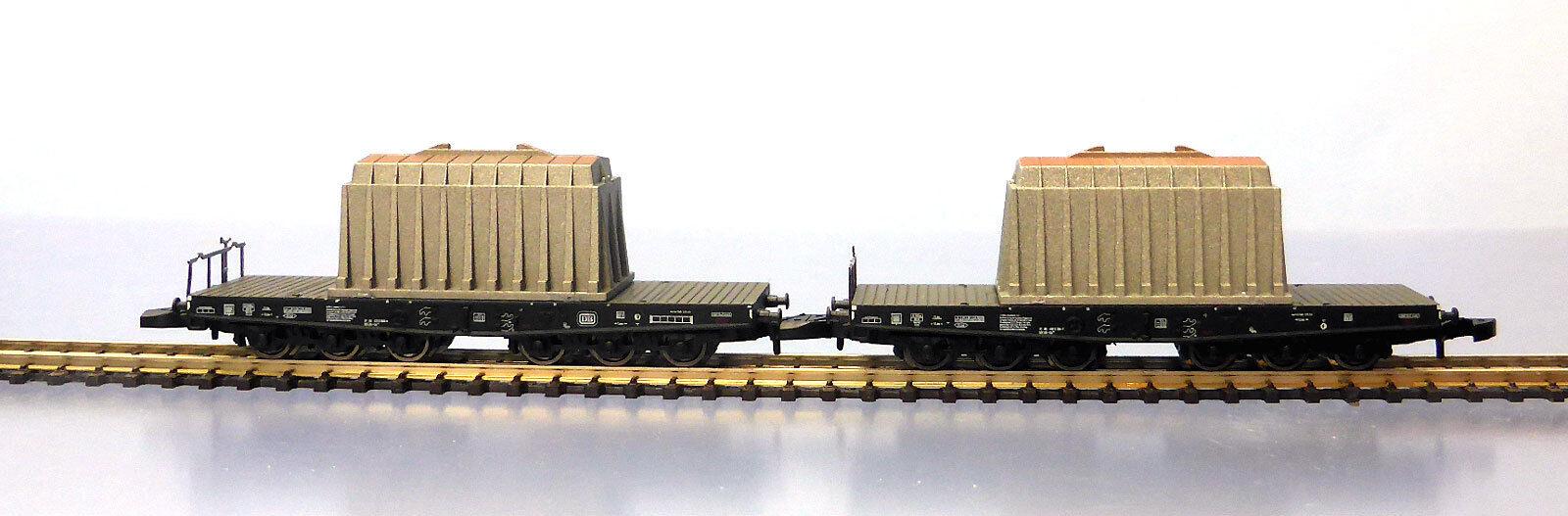 Z miniclub 82359; pesanti-Set DB, mattoncini in scatola originale/e748