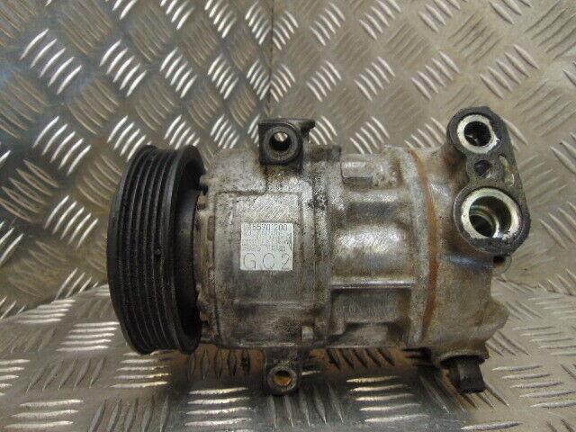 2010 Vauxhall Corsa D 1.2 Petrol Air Con Pump A/C Compressor A12XER 55701200