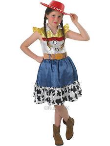 edadce6d7630e La imagen se está cargando Nino-Toy-Story-Jessie-Traje-Fancy-Dress-Costume-