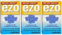 Ezo Denture Cushions Heavy Cushions Uppers 12 Ct ( 3 Boxes )